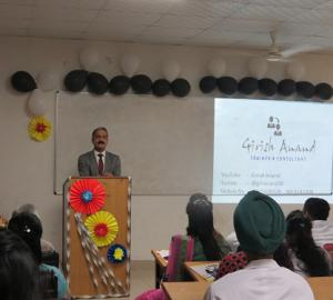 Guest Lecture on Pharmacist Day